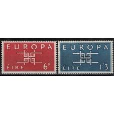 1963 IRLANDA EUROPA CEPT...