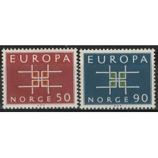 1963 NORVEGIA EUROPA CEPT...