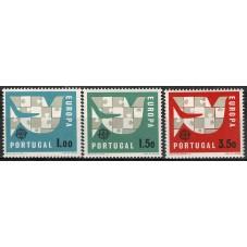 1963 PORTOGALLO EUROPA CEPT...