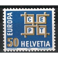 1963 SVIZZERA EUROPA CEPT...