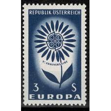 1964 AUSTRIA EUROPA CEPT...