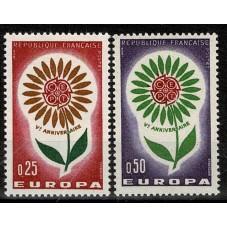 1964 FRANCIA EUROPA CEPT...