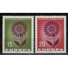 1964 GERMANIA EUROPA CEPT...
