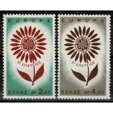 1964 GRECIA EUROPA CEPT...