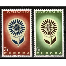 1964 LUSSEMBURGO EUROPA...