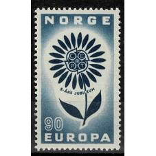 1964 NORVEGIA EUROPA CEPT...