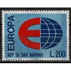 1964 SAN MARINO EUROPA CEPT...