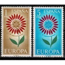 1964 SPAGNA EUROPA CEPT...