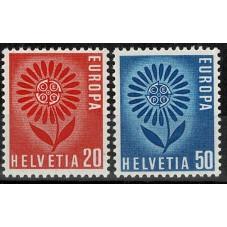 1964 SVIZZERA EUROPA CEPT...