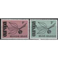 1965 BELGIO EUROPA CEPT...