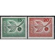 1965 GERMANIA EUROPA CEPT...