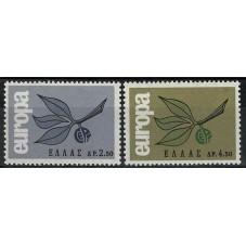 1965 GRECIA EUROPA CEPT...