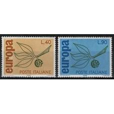 1965 ITALIA EUROPA CEPT...