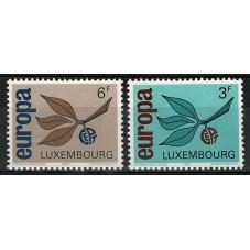 1965 LUSSEMBURGO EUROPA...