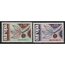 1965 MONACO EUROPA CEPT...