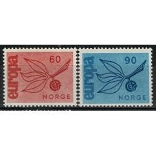 1965 NORVEGIA EUROPA CEPT...
