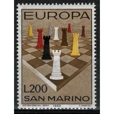 1965 SAN MARINO EUROPA CEPT...