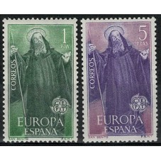 1965 SPAGNA EUROPA CEPT...