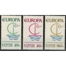 1966 CIPRO EUROPA CEPT...