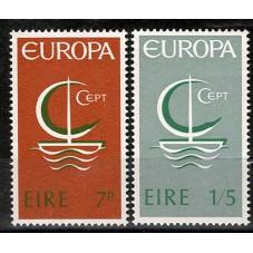 1966 IRLANDA EUROPA CEPT...