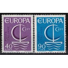 1966 ITALIA EUROPA CEPT...
