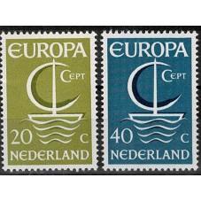 1966 OLANDA EUROPA CEPT...