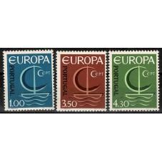 1966 PORTOGALLO EUROPA CEPT...