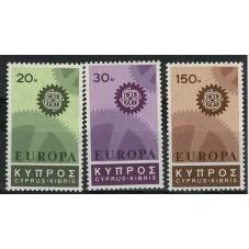 1967 CIPRO EUROPA CEPT...