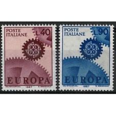1967 ITALIA EUROPA CEPT...