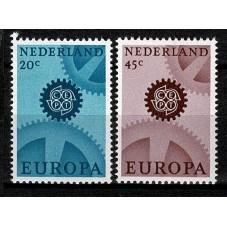 1967 OLANDA EUROPA CEPT...