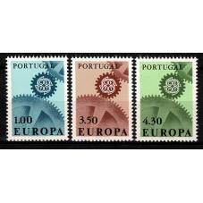 1967 PORTOGALLO EUROPA CEPT...