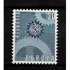 1967 SVIZZERA EUROPA CEPT...