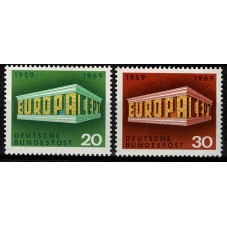 1969 GERMANIA EUROPA CEPT...
