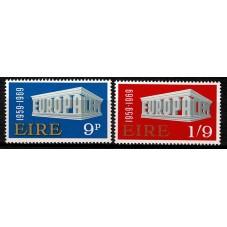 1969 IRLANDA EUROPA CEPT...