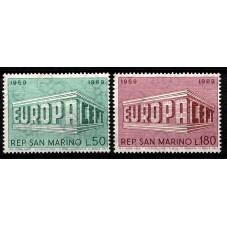 1969 SAN MARINO EUROPA CEPT...