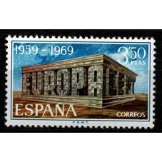1969 SPAGNA EUROPA CEPT...