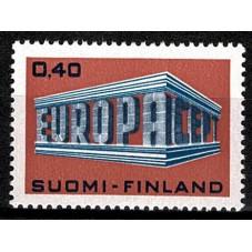 1969 FINLANDIA EUROPA CEPT...