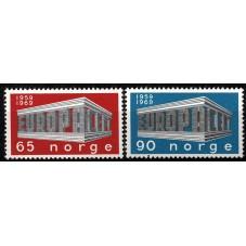 1969 NORVEGIA EUROPA CEPT...