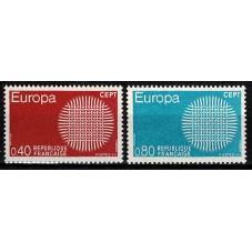 1970 FRANCIA EUROPA CEPT...