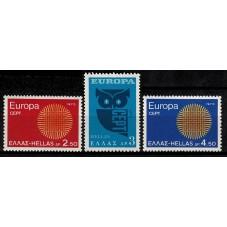 1970 GRECIA EUROPA CEPT...
