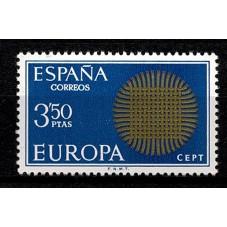 1970 SPAGNA EUROPA CEPT...