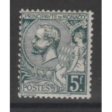 1920-21 MONACO  ALBERTO 1°-...