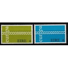 1971 IRLANDA EUROPA CEPT...