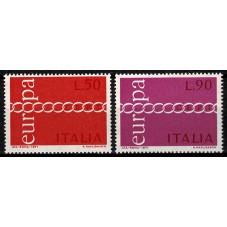 1971 ITALIA EUROPA CEPT...