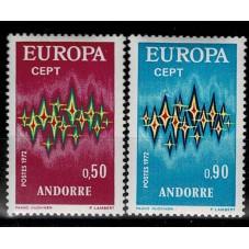 1972 ANDORRA FRANCESE...