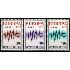 1972 CIPRO EUROPA CEPT...