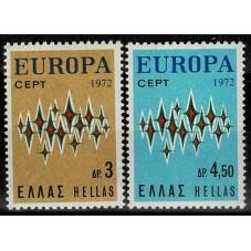 1972 GRECIA EUROPA CEPT...