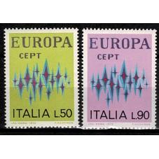 1972 ITALIA EUROPA CEPT...