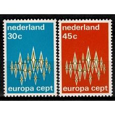 1972 OLANDA EUROPA CEPT...