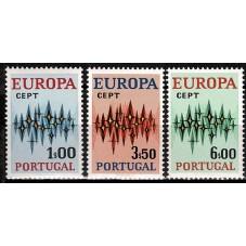 1972 PORTOGALLO EUROPA CEPT...